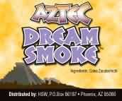 Aztec Dream Smoking Blend