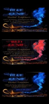 HERBAL INCENSE BLENDS